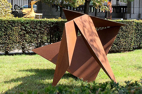 Deborah Toussaint - Sculpture - Polygone 15